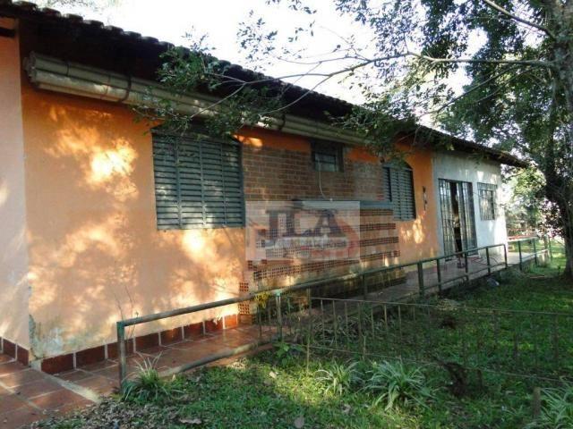 Chácara urbana, 1.590m² à venda, por R$ 400.000 - Jardim Monte Líbano - Piraquara/PR - Foto 5