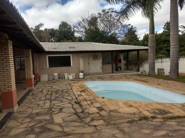 Arniqueiras QD 05 Casa piscina churrasqueira condomínio lote 970m só 570mil - Foto 8