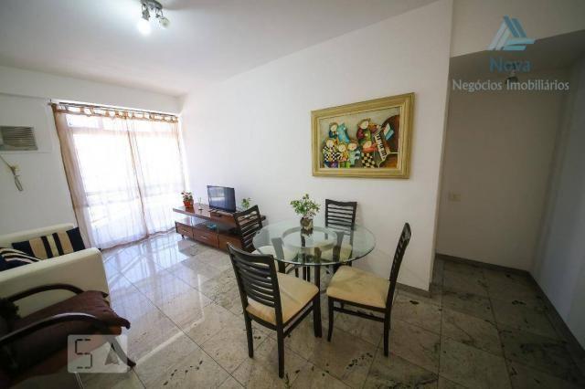 Apartamento com 1 dormitório para alugar, 60 m² por R$ 2.100/mês - Icaraí - Niterói/RJ - Foto 10