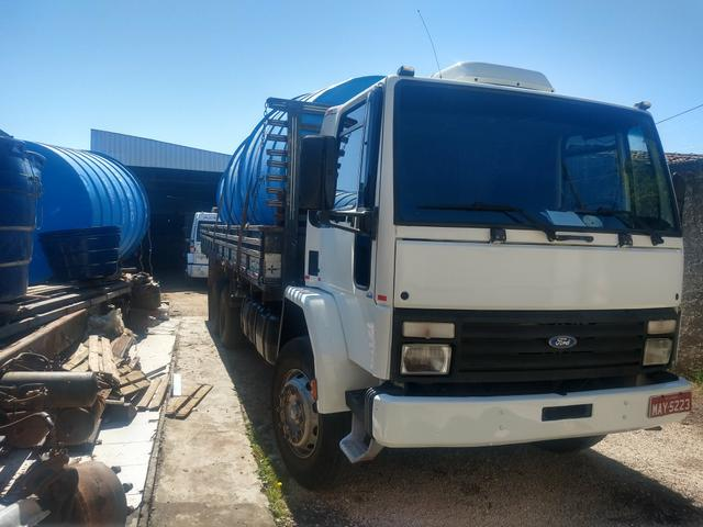 Cargo 1622 truck ano 2000 carroceria aberta - Foto 3