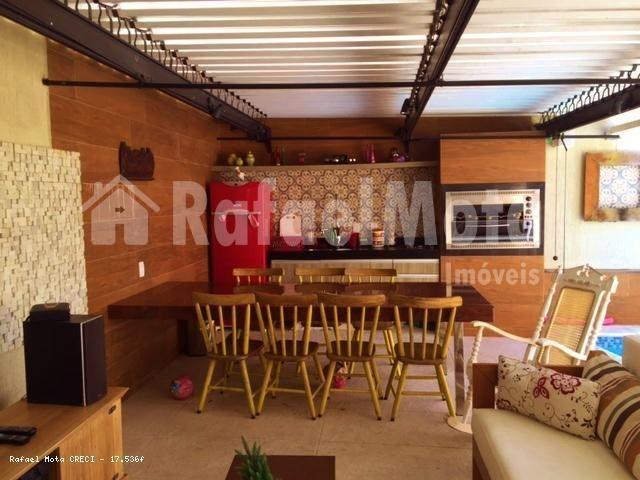 Casa para venda em eusébio, guaribas, 3 dormitórios, 3 suítes, 4 banheiros, 4 vagas - Foto 12