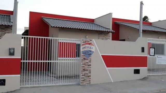 Casas Prox. ao Serv Club 02 quartos sendo um Suite - Foto 3