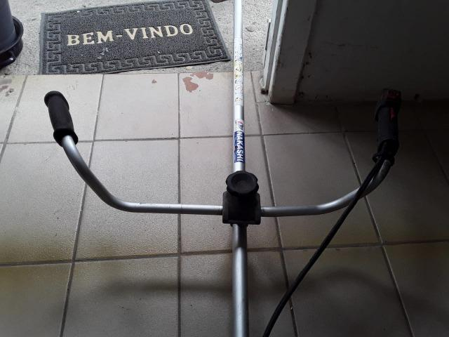 Roçadeira a gasolina 700,00 - Foto 4
