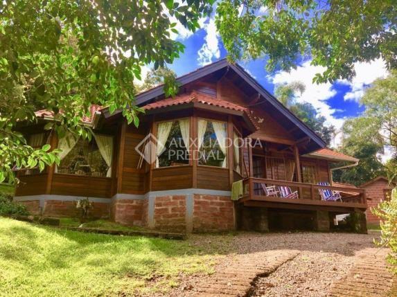 Chácara para alugar em Vale do quilombo, Gramado cod:288494 - Foto 2