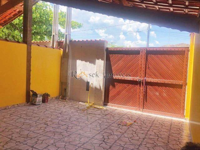 Casa à venda com 2 dormitórios em Itaóca, Mongaguá cod:146 - Foto 2