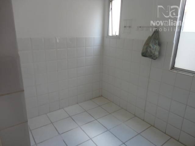 Apartamento com 2 dormitórios à venda, 70 m² por R$ 220.000 - Jardim Camburi - Vitória/ES - Foto 16