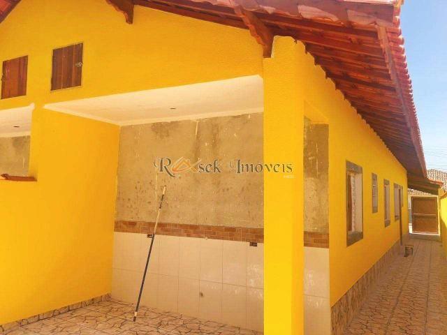 Casa à venda com 2 dormitórios em Itaóca, Mongaguá cod:146 - Foto 9