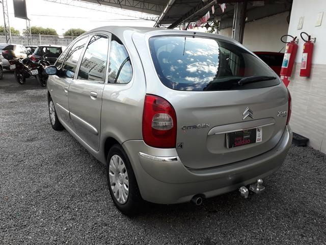 Xsara picasso 1.6 2008 flex carro muito novo * financiamos sem entrada - Foto 4