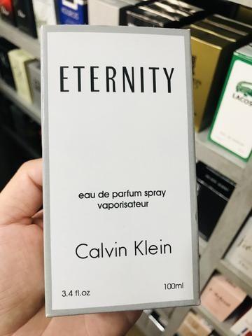 Perfume Eternity Calvin Klein Eau de Parfum 100ml