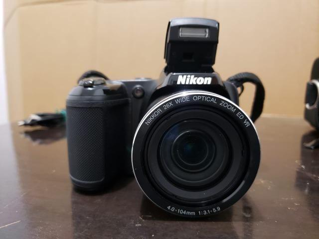 Câmera Nikon Modelo Coolpix L330