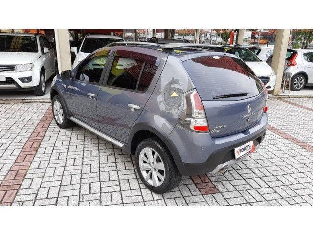 Renault Sandero 2012(Aceitamos Troca)!!!Oportunidade Unica!!! - Foto 4
