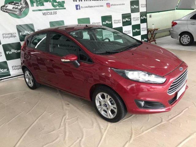New Fiesta 1.6 SEL Automatico 16V 2017 - Foto 3