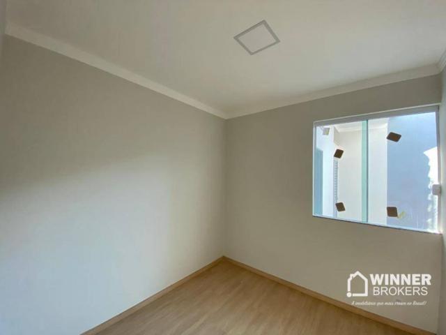 Casa com 3 dormitórios à venda, 105 m² por R$ 480.000,00 - Jardim Real - Maringá/PR - Foto 10