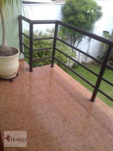 Sobrado - venda - 4 dormitórios, - 3 suítes - aluguel por R$ 4.600/mês - Vila Marlene - Sã - Foto 6