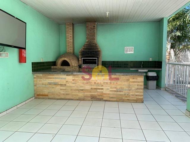 Apartamento à venda, 57 m² por R$ 169.000,00 - Uruguai - Teresina/PI - Foto 8