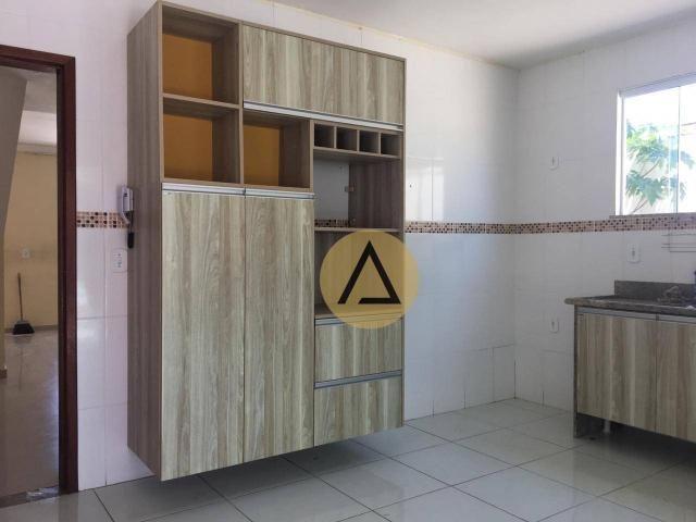 Atlântica Imóveis tem maravilhosa casa para venda no bairro Village em Rio das Ostras/RJ - Foto 18