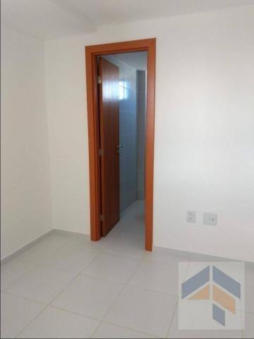 Apartamento com 3 dormitórios à venda, 112 m² por R$ 470.000,00 - Bessa - João Pessoa/PB - Foto 14