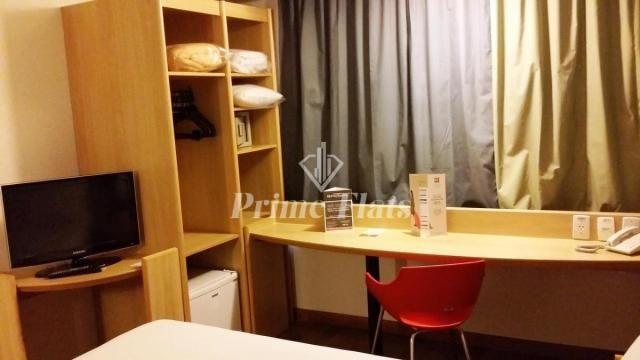 Flat à venda no Hotel Ibis Guarulhos, com 1 dormitório, 1 vaga de garagem! - Foto 4