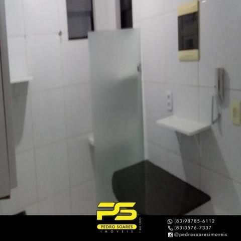 Apartamento com 3 dormitórios à venda, 85 m² por R$ 220.000 - Jardim Cidade Universitária  - Foto 11