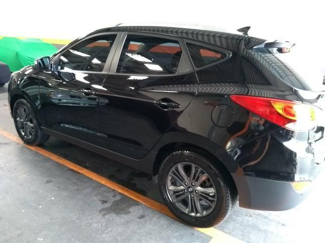 Hyundai IX 35 Gl 2.0 16v 2WD Flex Aut. 2018 - Foto 10