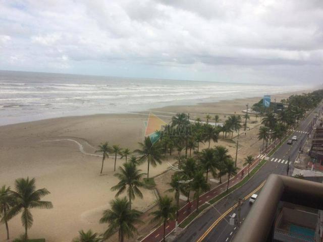 Apartamento para alugar, 210 m² por R$ 3.500,00/mês - Tupi - Praia Grande/SP