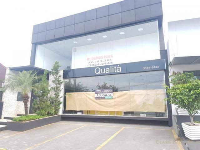 Loja na Rua Madre Leoni - para alugar, 340 m² - Bela Suiça - Londrina/PR