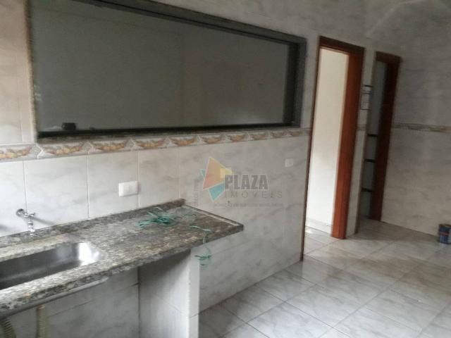 Casa com 3 dormitórios para alugar, 90 m² por r$ 2.000/mês - canto do forte - praia grande - Foto 2