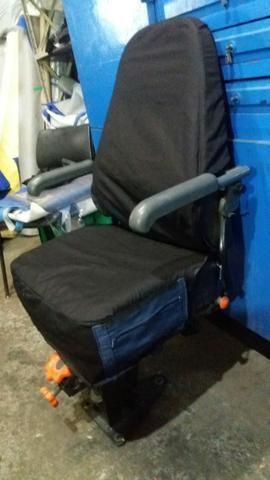Vendo capas para cadeiras de motoristas e cobradores de ônibus