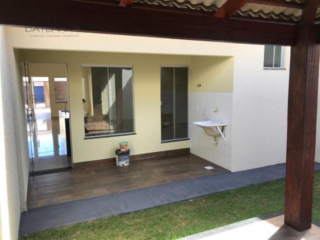 Casa à venda com 3 dormitórios em Jardim fonte nova, Goiânia cod:266 - Foto 12