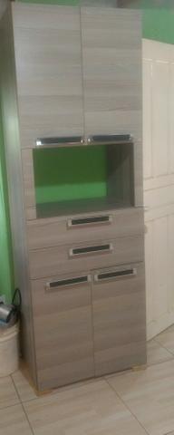 Vendo armários de cozinha 100% MDF usados - Foto 3