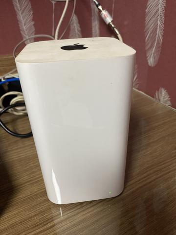 Apple time capsule 5 geração HD embutido de 2 tb