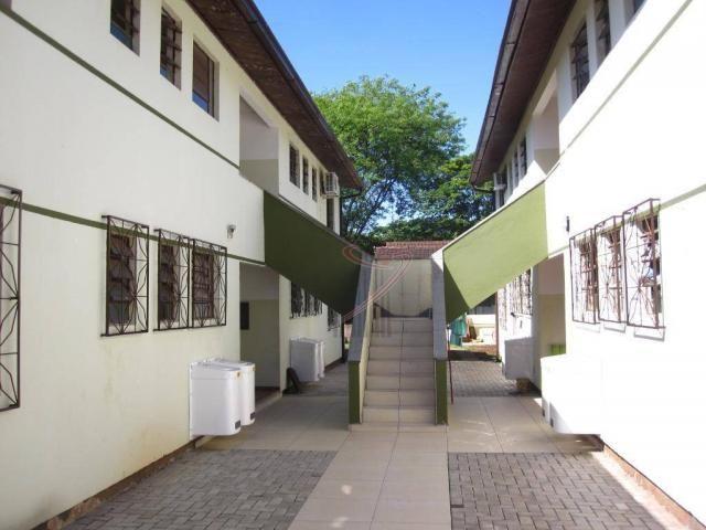 Apartamento com 3 dormitórios para alugar, 53 m² por R$ 900/mês - Jardim Alice I - Foz do  - Foto 2