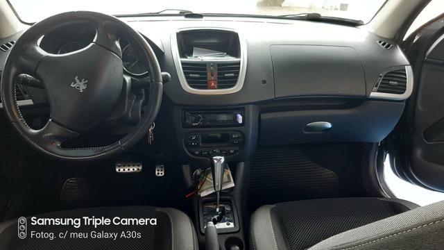 Peugeot 207 1.6 XS Flex Automático 2009/2010 - Foto 13