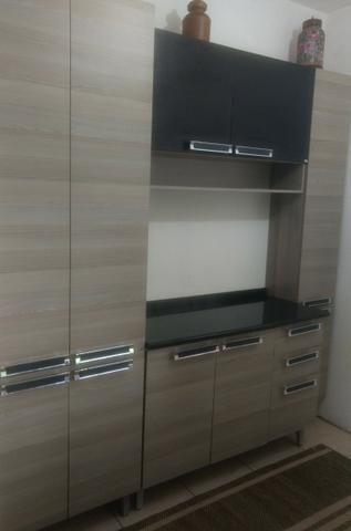 Vendo armários de cozinha 100% MDF usados