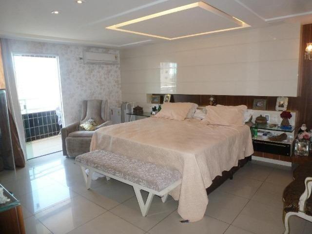 Apartamento de Alto Padrão No Guararapes, 314m² e 100% Nascente! - Foto 12
