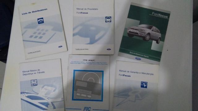 Ford Focus 2.0 Automático 2005 (Completo) - Foto 12