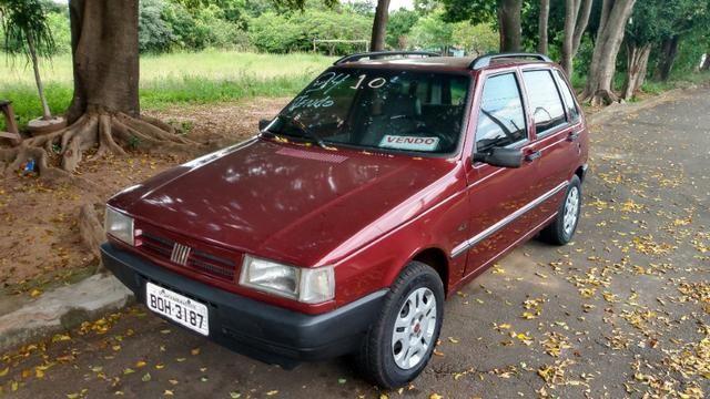Uno Elx 1994 4 portas impecável doc ok