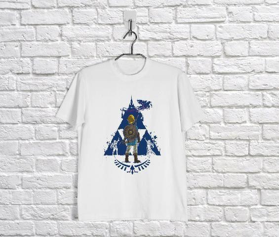 Camisa Zelda -Link - Foto 4