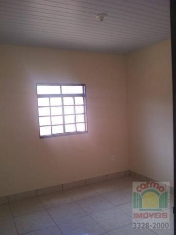 Casa com 3 dormitórios para alugar, 150 m² por R$ 950/mês - Jardim dos Ipês - Anápolis/GO - Foto 7