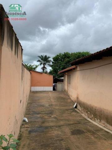 Casa com 2 dormitórios para alugar, 68 m² por R$ 450/mês - Vila Góis - Anápolis/GO - Foto 3