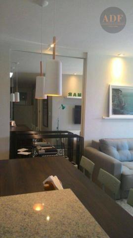 Oka Beach Residence 2 quartos em Muro Alto * - Foto 6