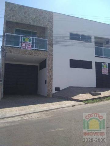 Apartamento com 1 dormitório para alugar, 50 m² por R$ 650,00/mês - Setor Central - Anápol