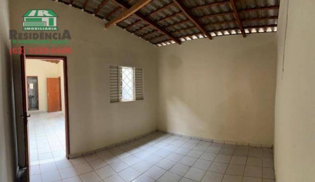 Casa com 2 dormitórios para alugar, 68 m² por R$ 450/mês - Vila Góis - Anápolis/GO - Foto 5
