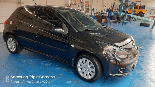 Peugeot 207 1.6 XS Flex Automático 2009/2010
