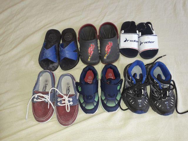 Lotes de calçados masculino bem conservado  - Foto 4
