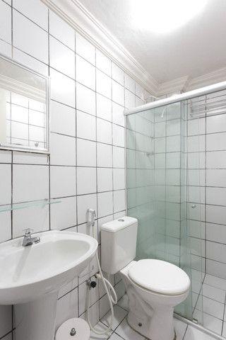 Apartamento 03B, mobiliado, sala e quarto, com WI-FI, pertinho do Carrefour - lindo - Foto 11