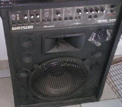 Caixa de som wattsom 500 - Foto 2