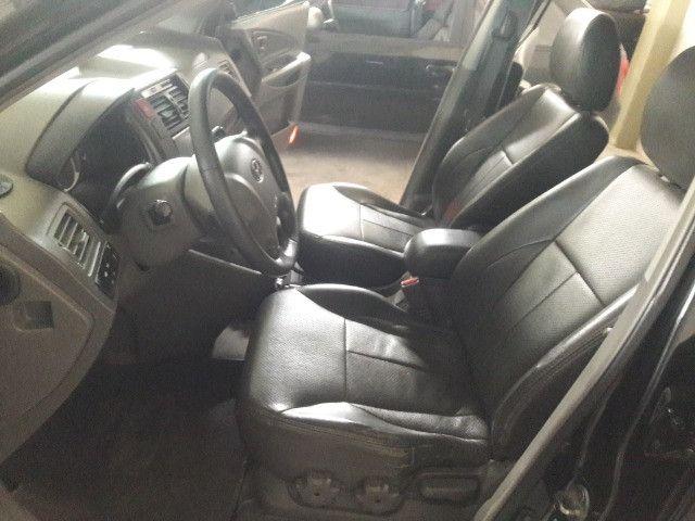 Hyundai tucson gls 2.7 v6 4x4 ano 2007 -automatica - valor: 29.999,99 - Foto 19