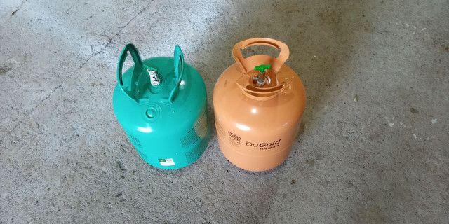 Botijas de gás vazias - Foto 3