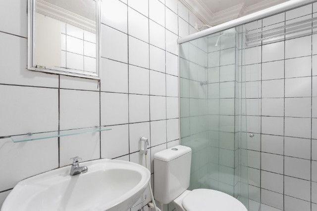Apartamento 03B, mobiliado, sala e quarto, com WI-FI, pertinho do Carrefour - lindo - Foto 13